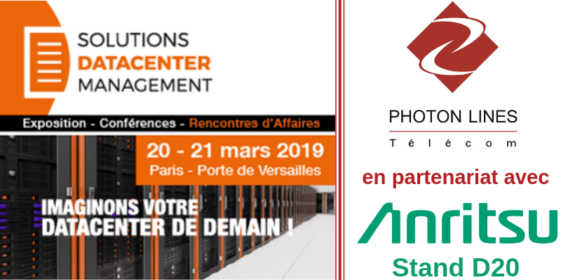 Solutions Datacenter Management 2019